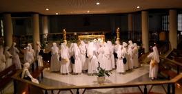 L'incontro con San Gabriele dell'Addolorata.